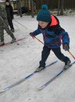 Зимний поход на лыжах 2021.