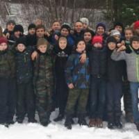 зимние каникулы 2014