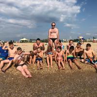 Поездки и занятия юных спасателей 2019