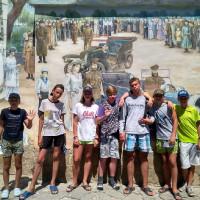 Поездки и занятия юных спасателей 2020