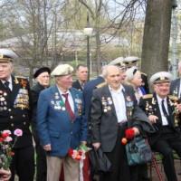 Парад 9 мая 2010 года