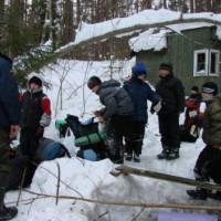 Поход 5-6 марта в Каннельярви
