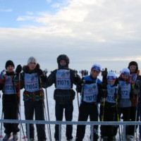 Лыжня России 2011г.