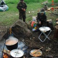Лагерь под Выборгом, 1 смена.